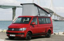 Vw T6 California spain