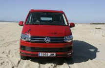 Vw T6 California front