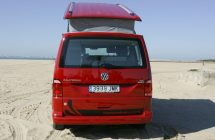 Vw T6 California back