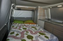 Vw T6 California bed