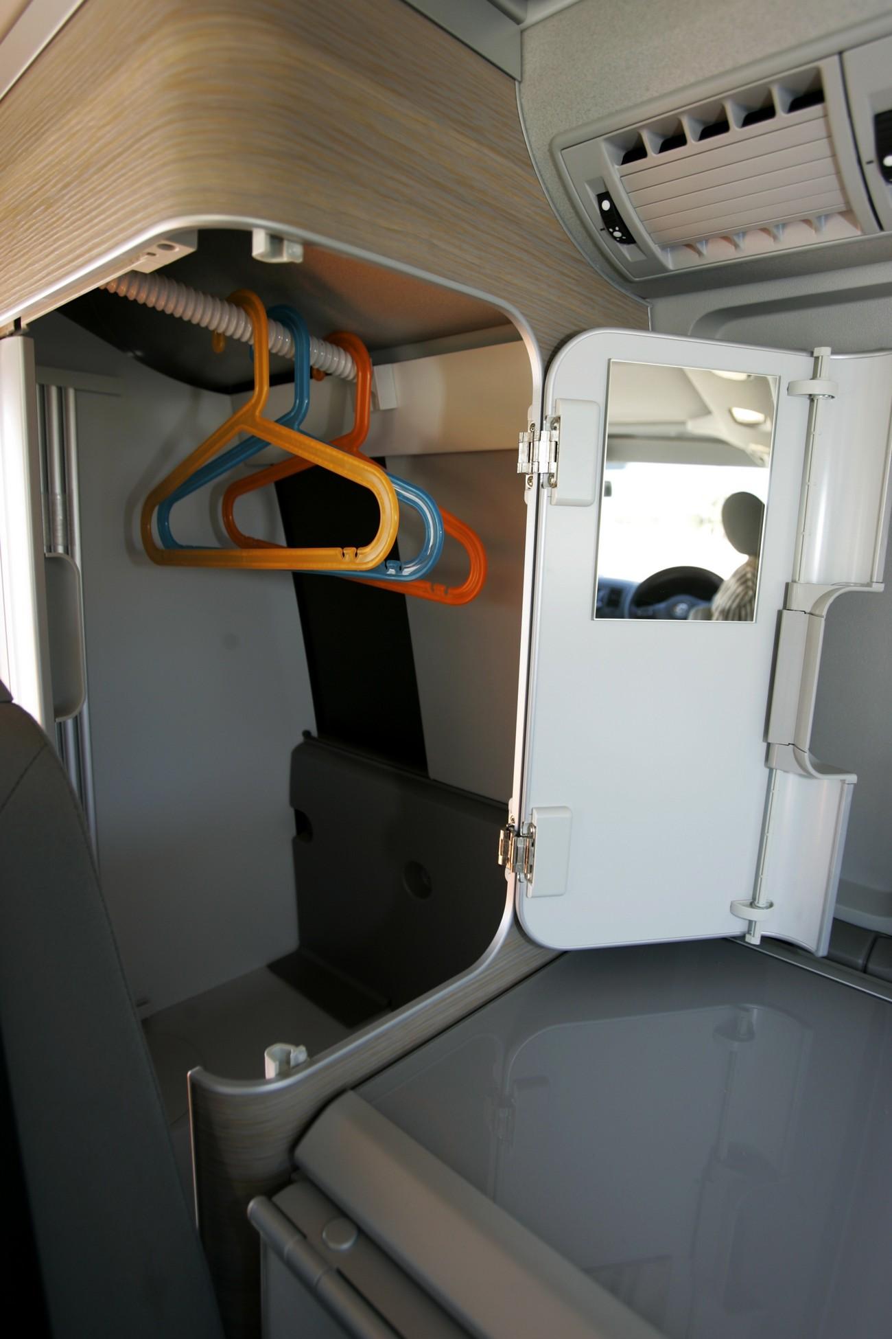 100 Volkswagen California Interior Seats Vw T5