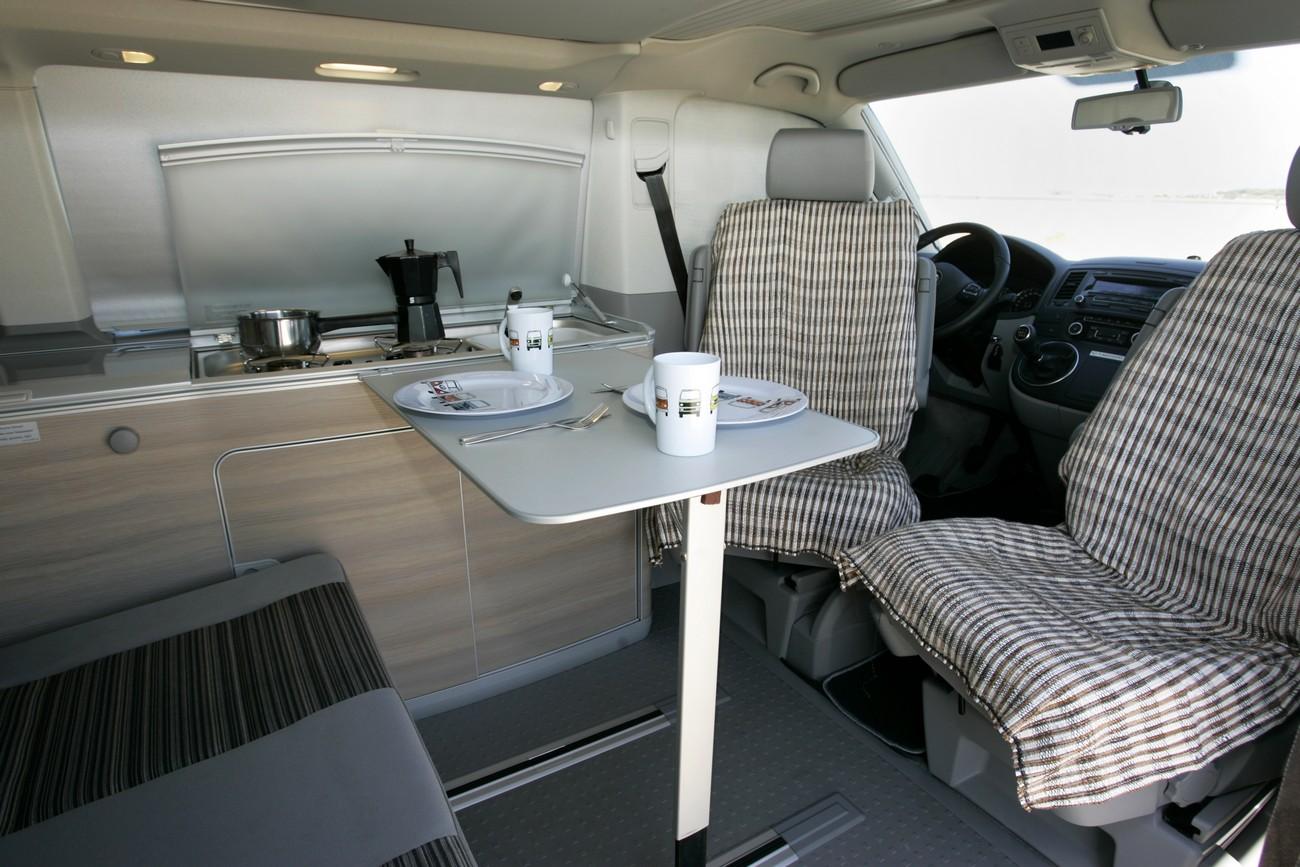 Alquiler Campervan Volkswagen California T6 para Surfari ...